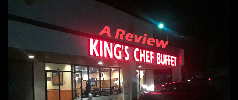 Food Review: King's Chef Buffet [Chinese]
