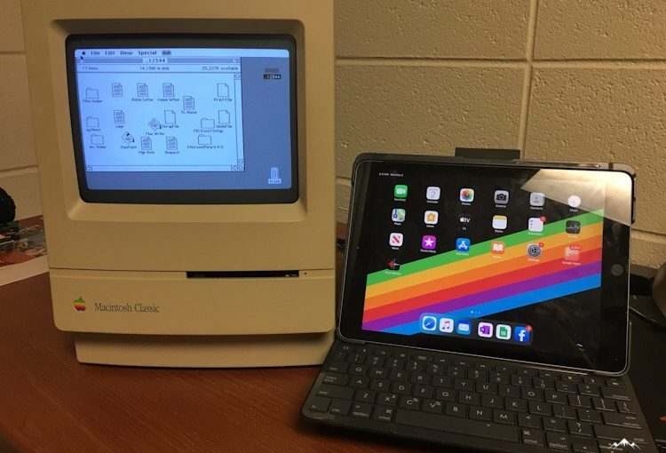 Introducing: 1991 Macintosh Classic