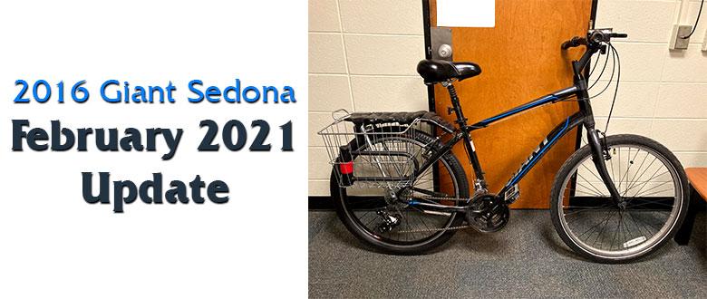 Sedona Update: February 2021
